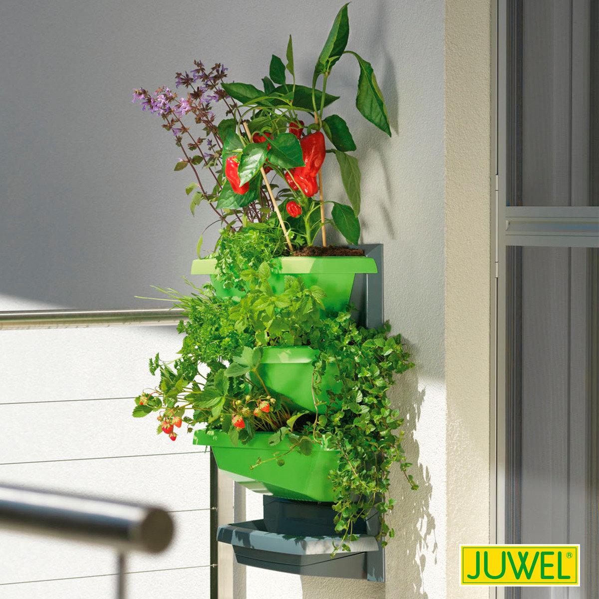 JUWEL Vertical Garden Grundelement, limette