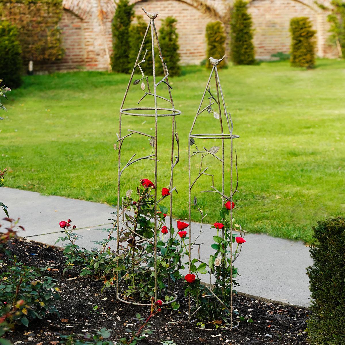 Obelisken Dream Garden, 2er Set