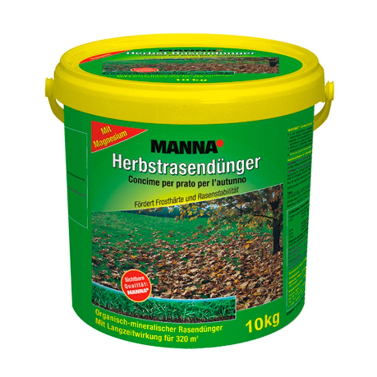 Manna Herbstrasendünger, 10 kg
