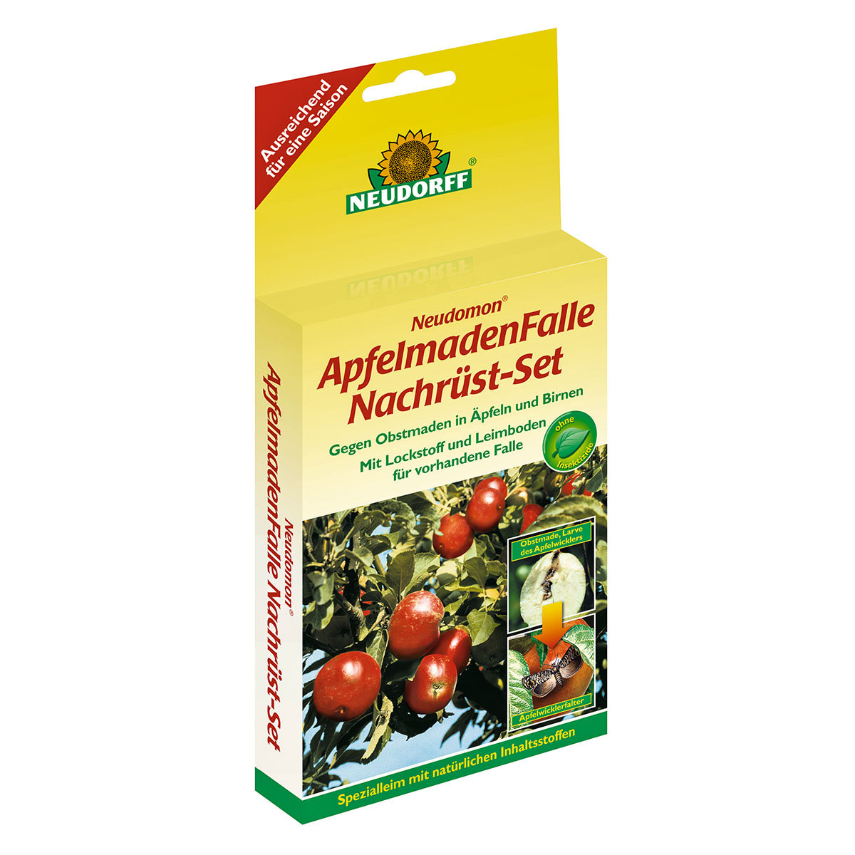 Neudorff Neudomon ApfelmadenFalle, 1 Nachrüst-Set
