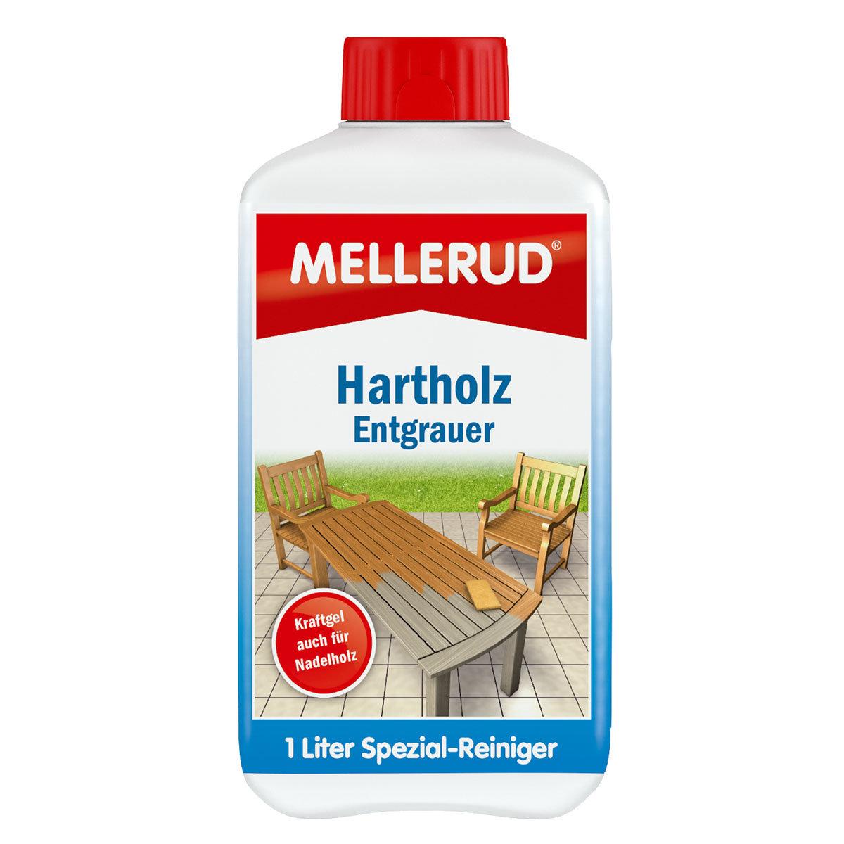 MELLERUD® Hartholz Entgrauer 1,0 l
