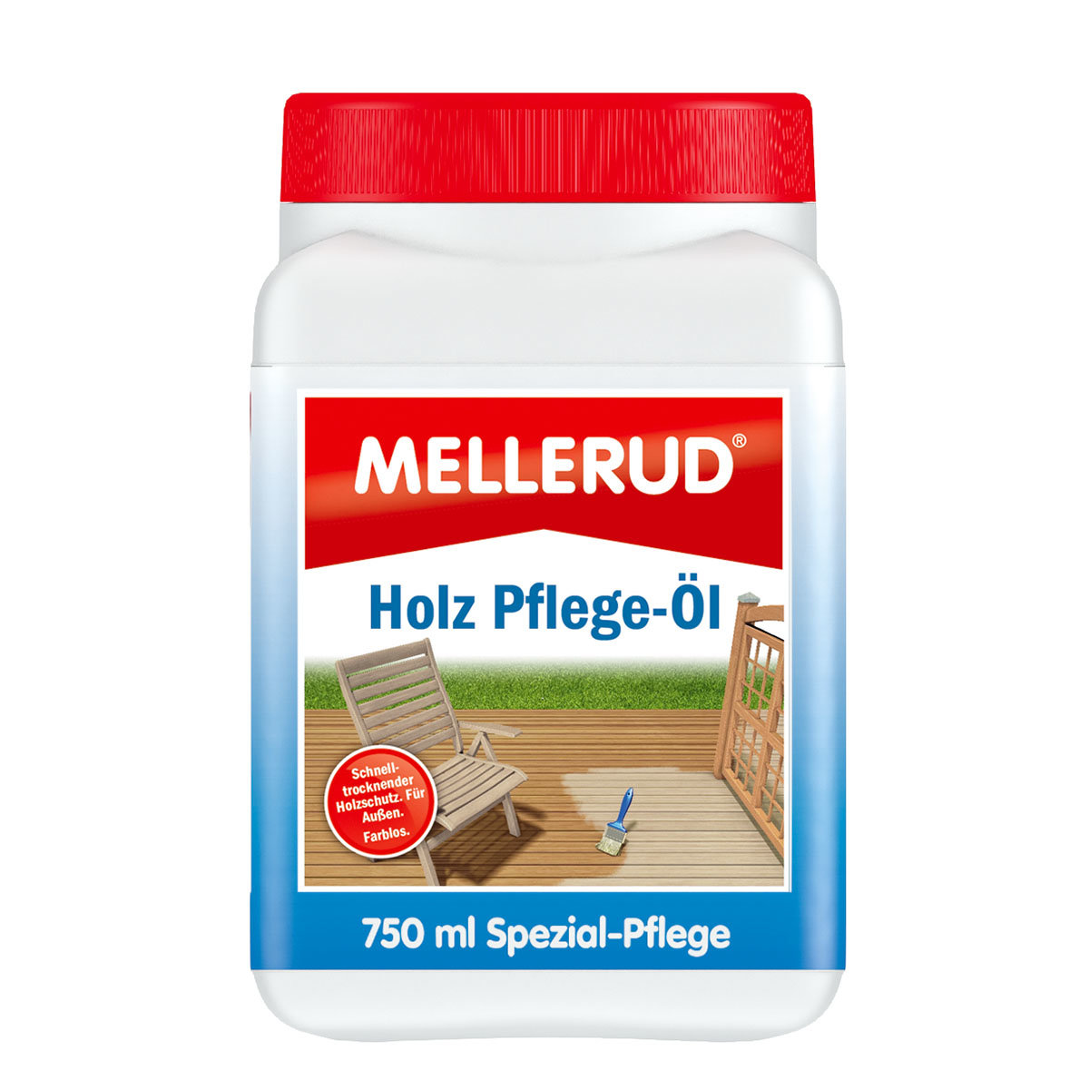 MELLERUD® Holz Pflege-Öl farblos 750 ml