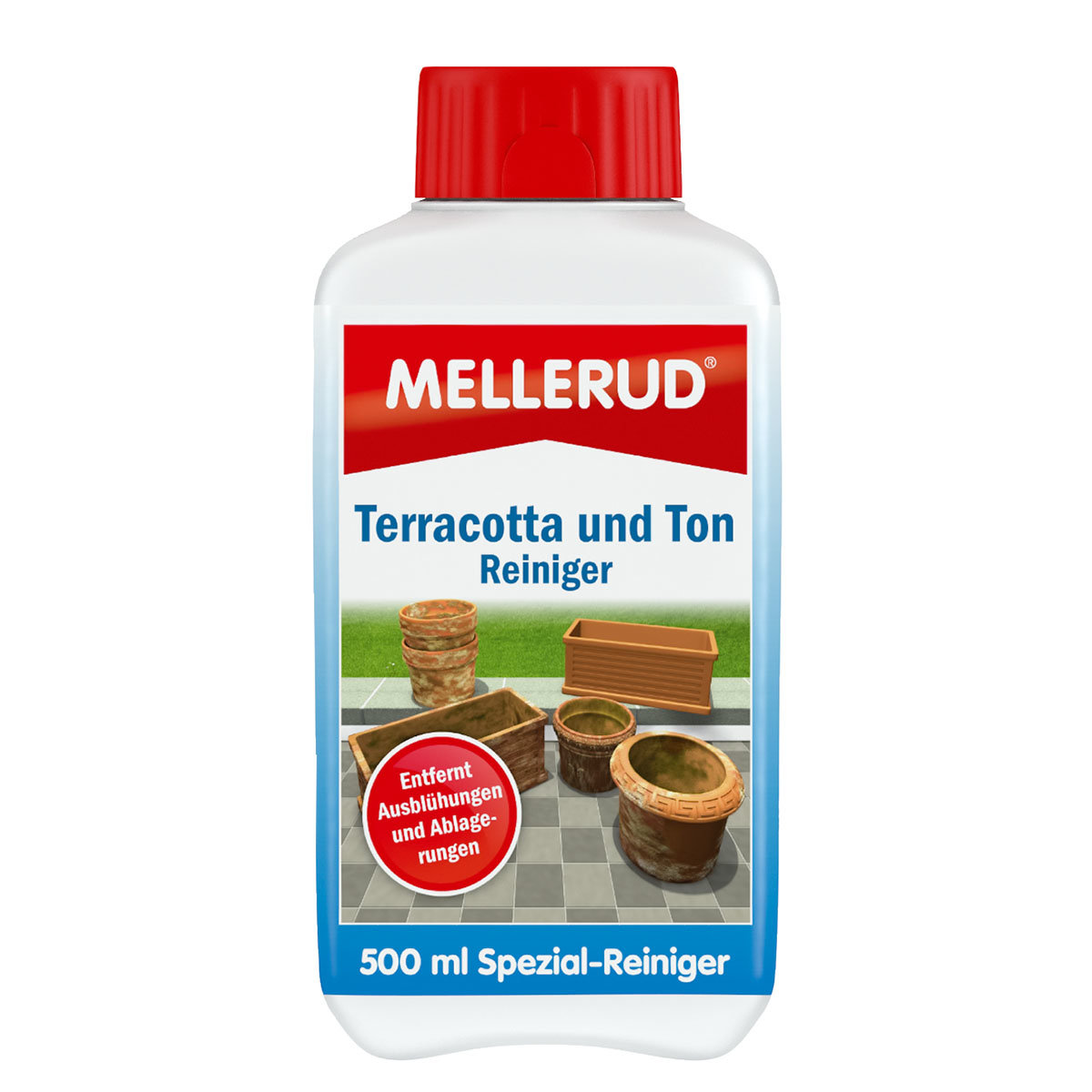 MELLERUD® Terracotta und Ton Reiniger 0,5 l