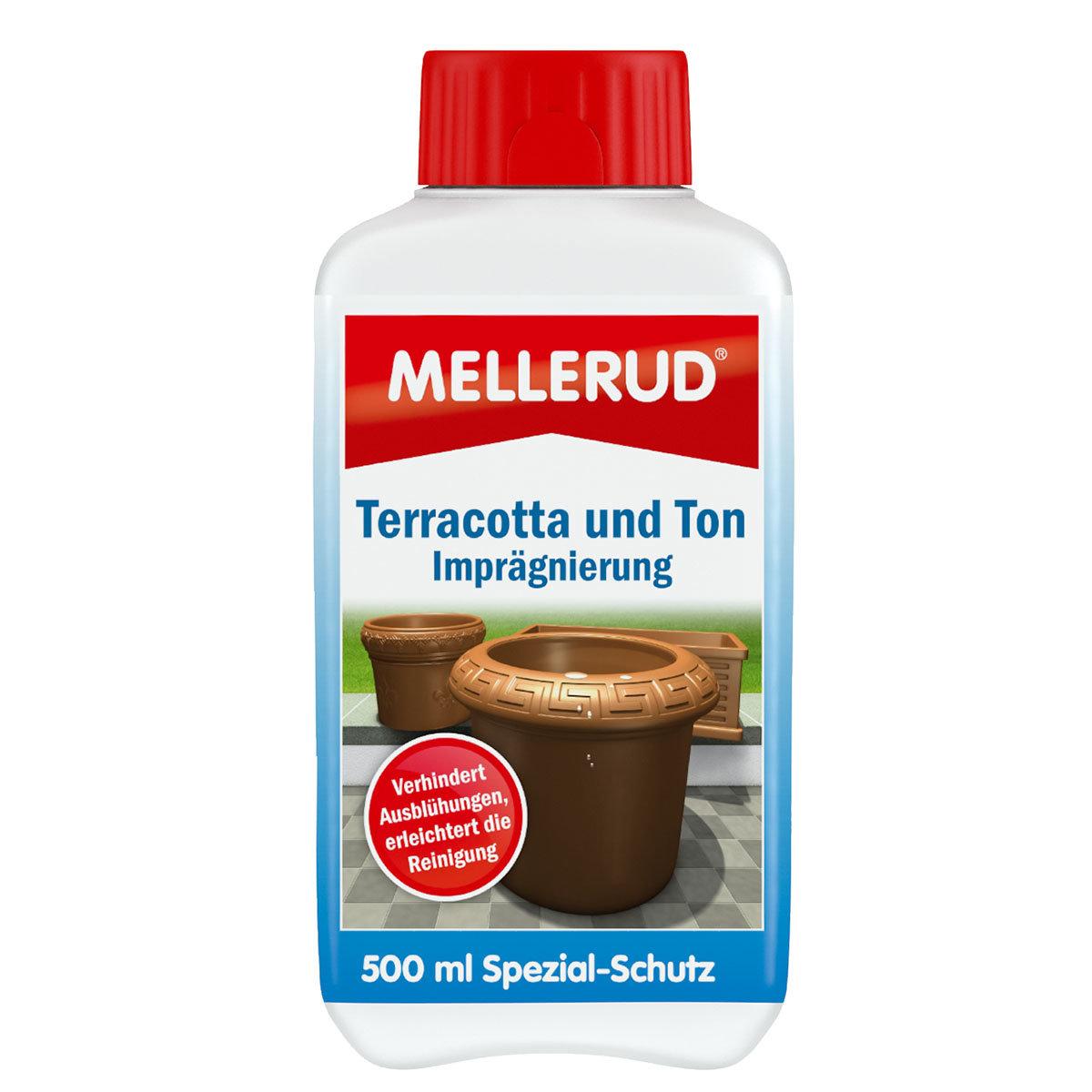 MELLERUD® Terracotta und Ton Imprägnierung 0,5 l