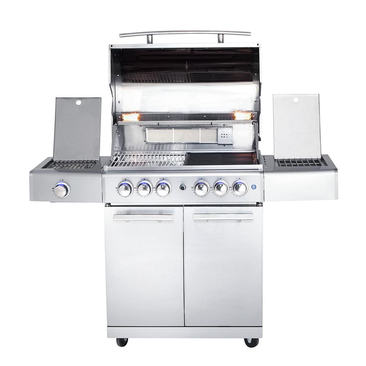 Allgrill® Gasgrill-Wagen Chef