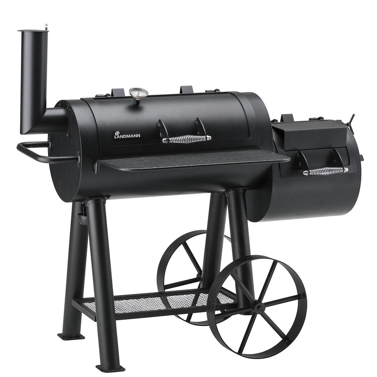 Holzkohlegrill & Smoker Tennesse 400