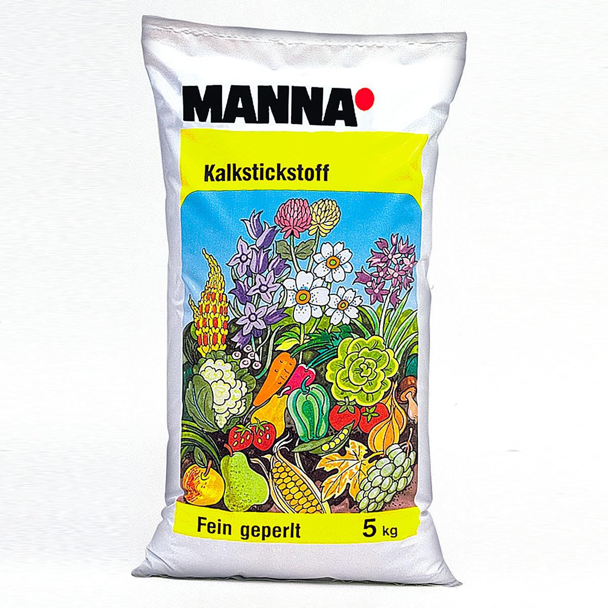 Manna Kalkstickstoff, 5 kg