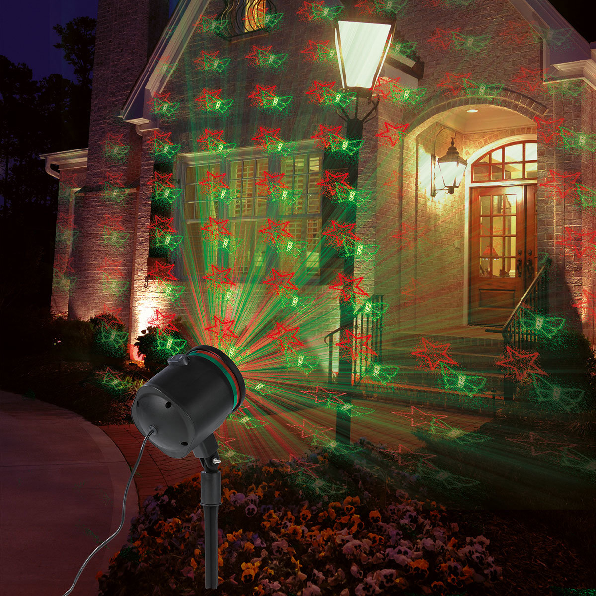 Easymaxx motiv laserstrahler von g rtner p tschke for Gartendeko neuheiten