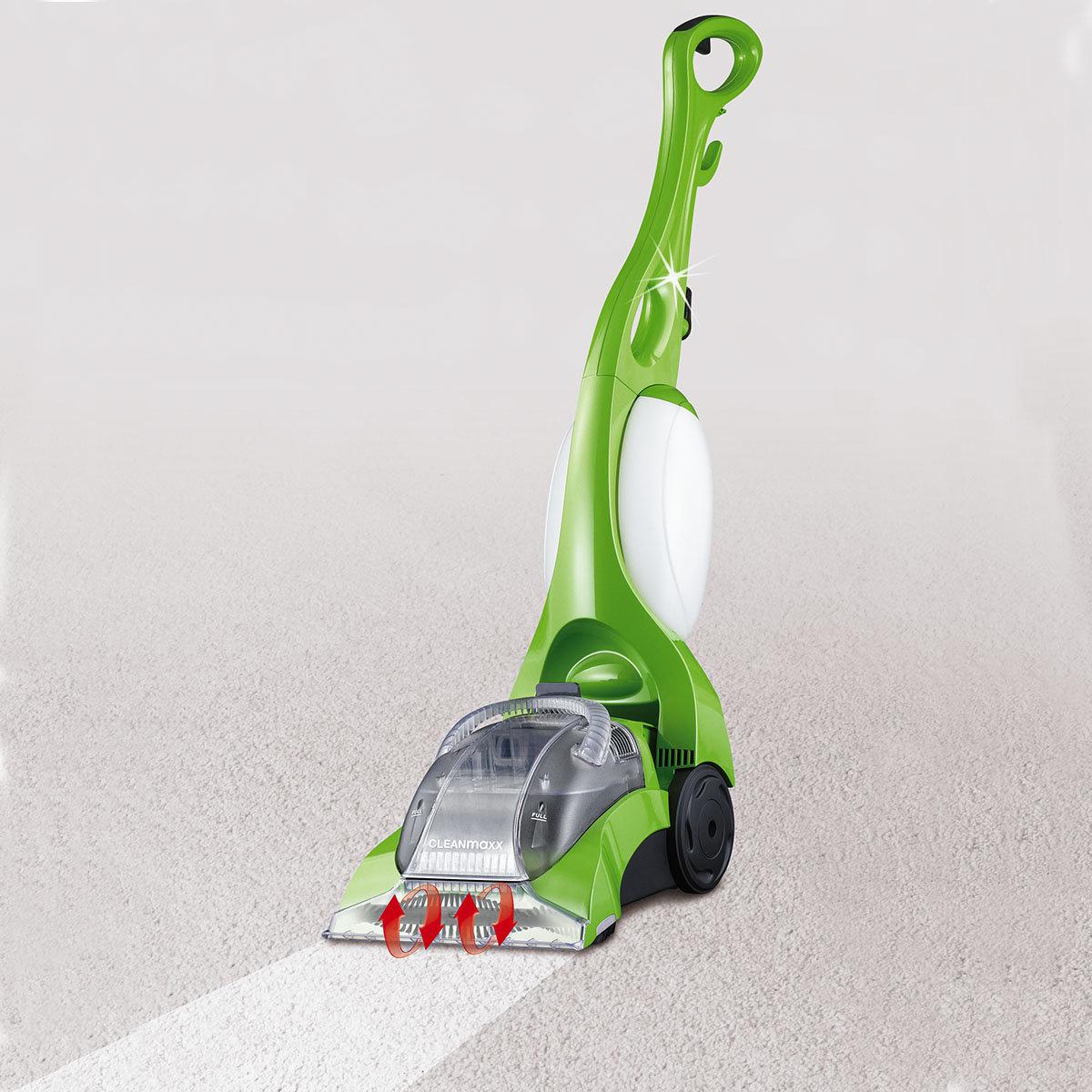 CLEANmaxx Teppichreiniger Professional
