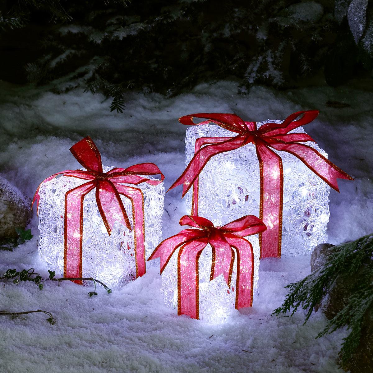 LED-Geschenke Weihnachtsleuchten