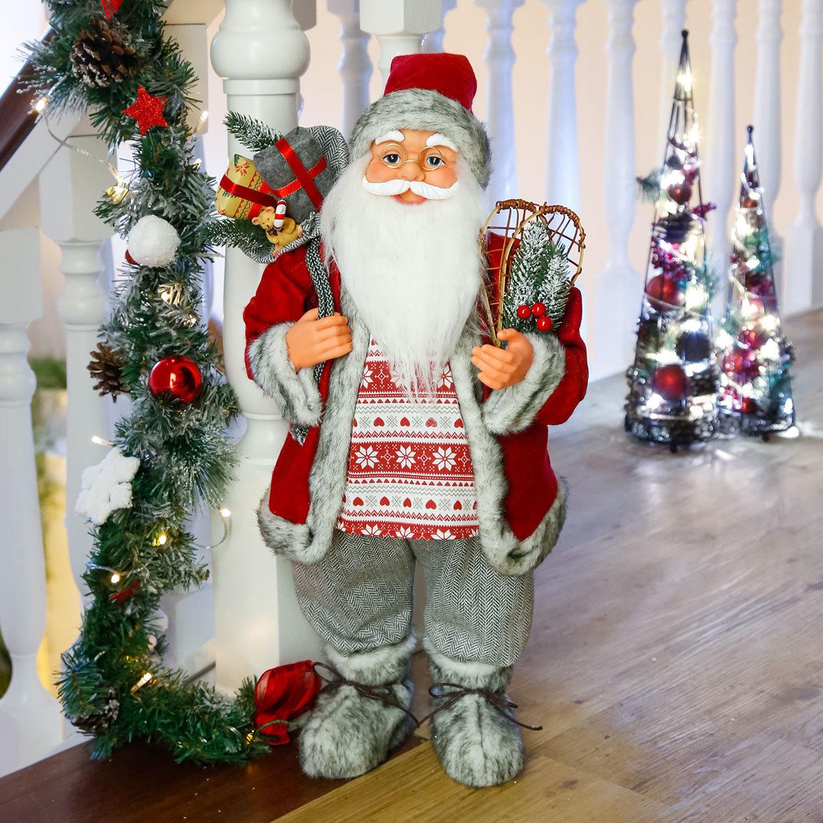 Weihnachtsmann Väterchen Frost