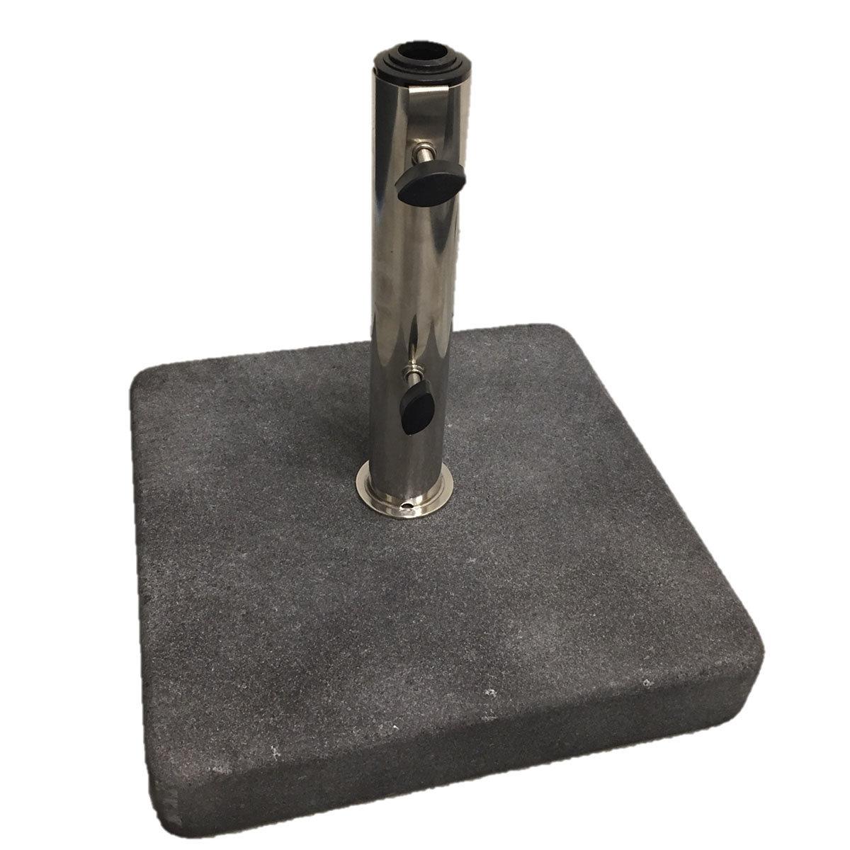 Schirmständer Luxe 25 kg, schwarz