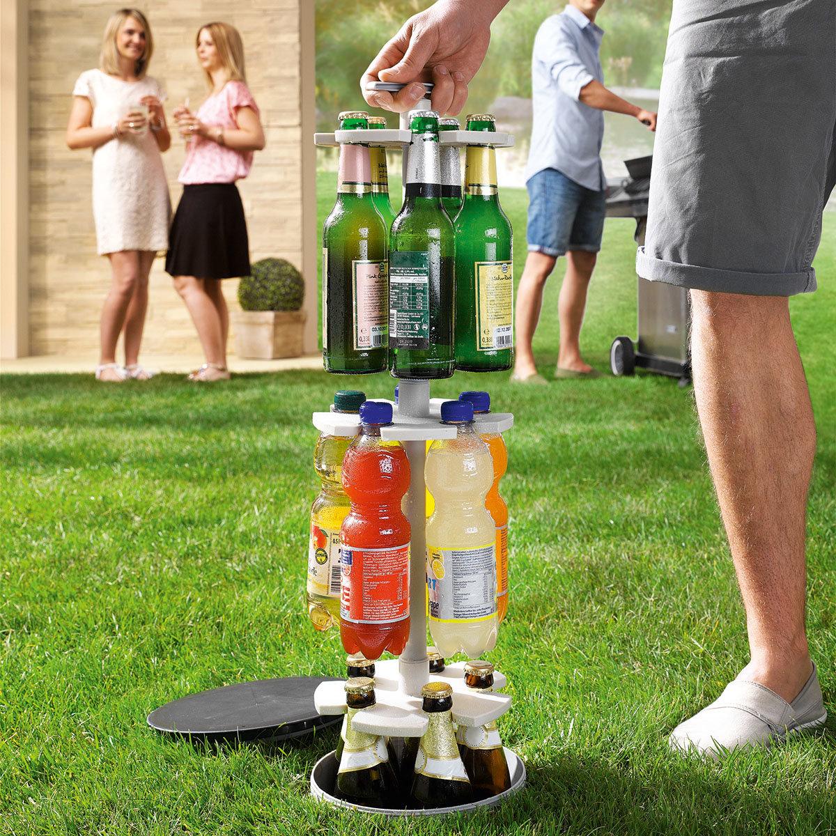 EASYmaxx Flaschenkühler Outdoor