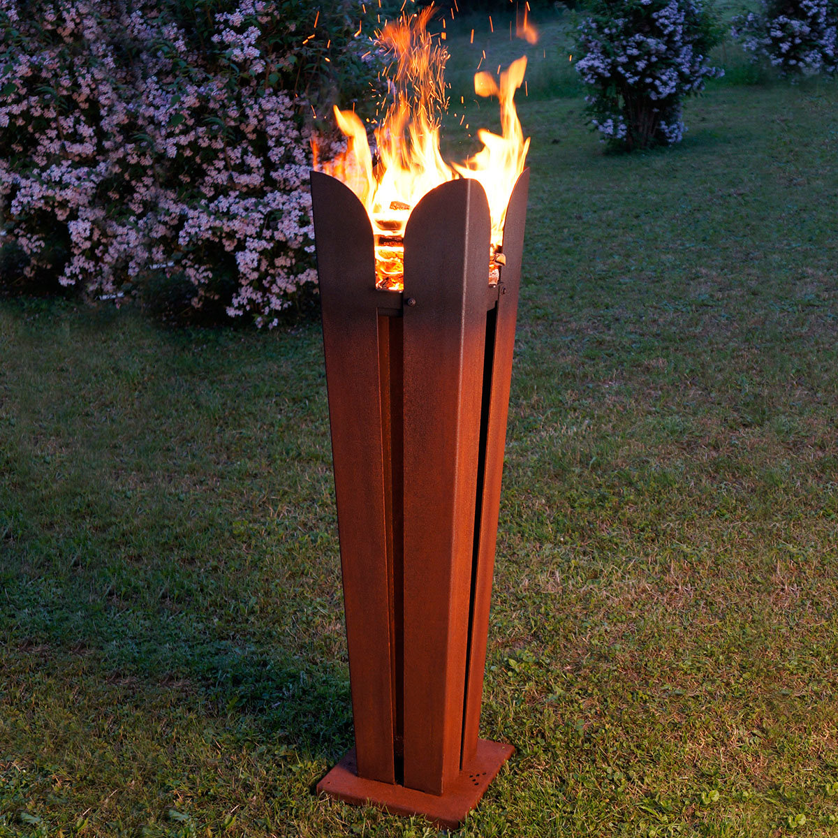Feuerstelle Fuji Flame, Set