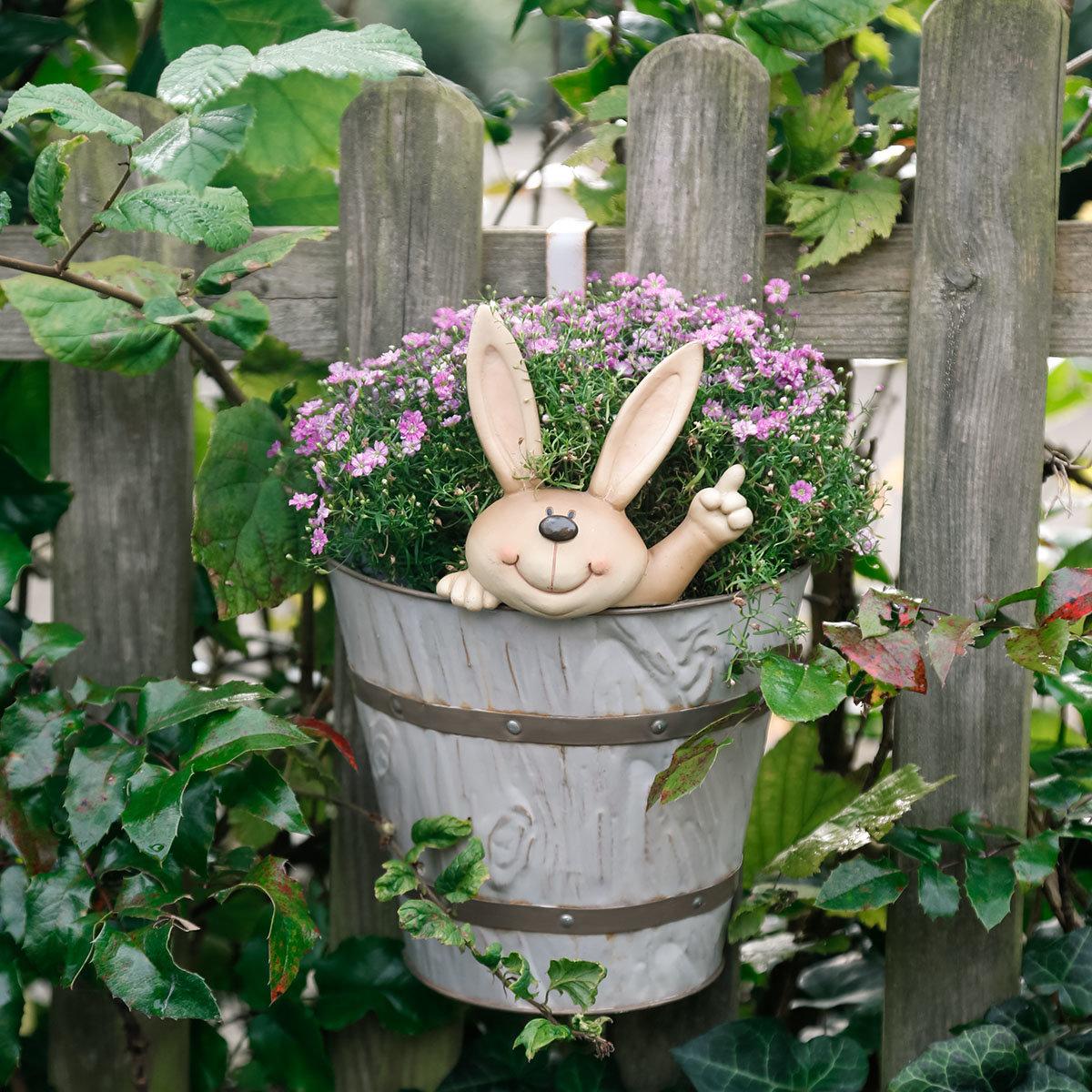 Pflanztopf Hase Holly