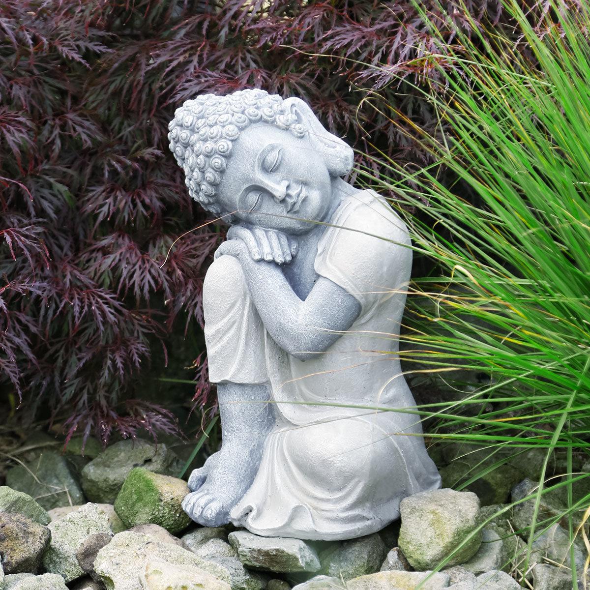 Buddha-Figur Narada