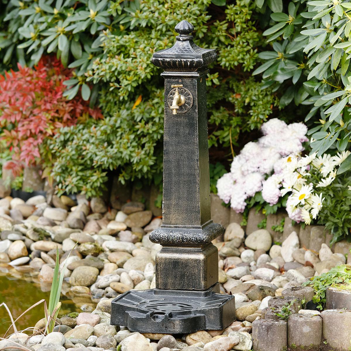 Wasserzapf-Säule Wales