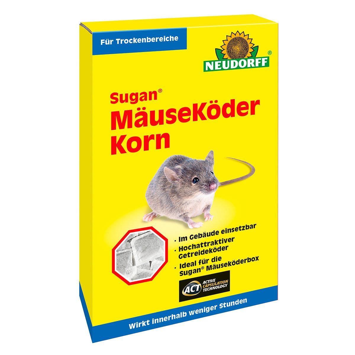 Sugan Mäuseköder, 12 x 120 g
