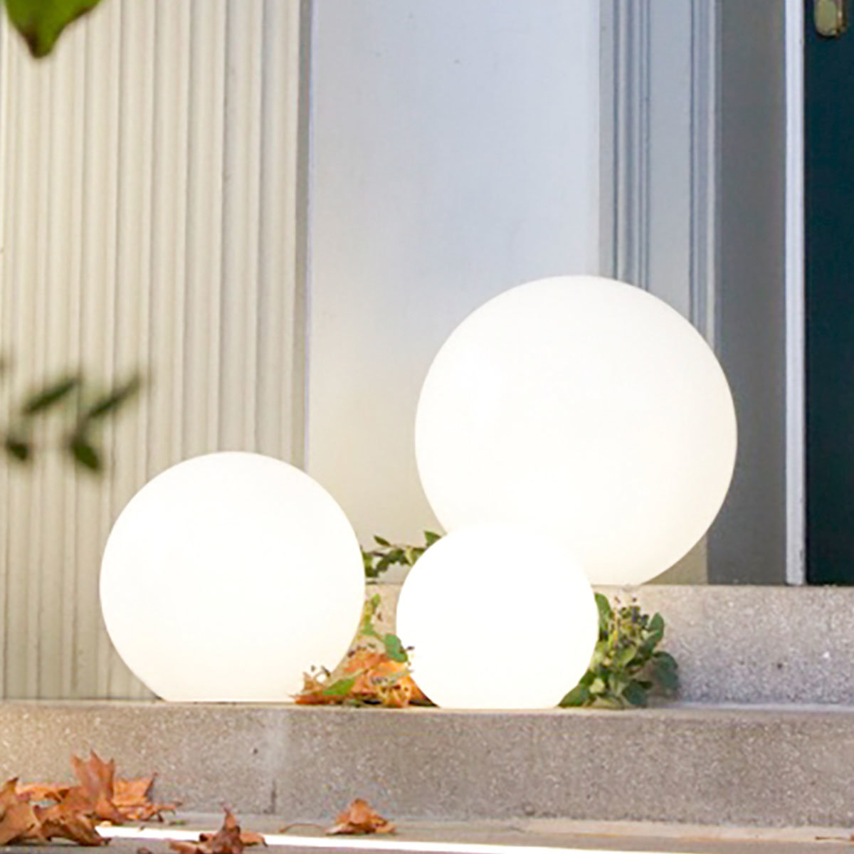 Solar-Leuchte Shining Globe, 50