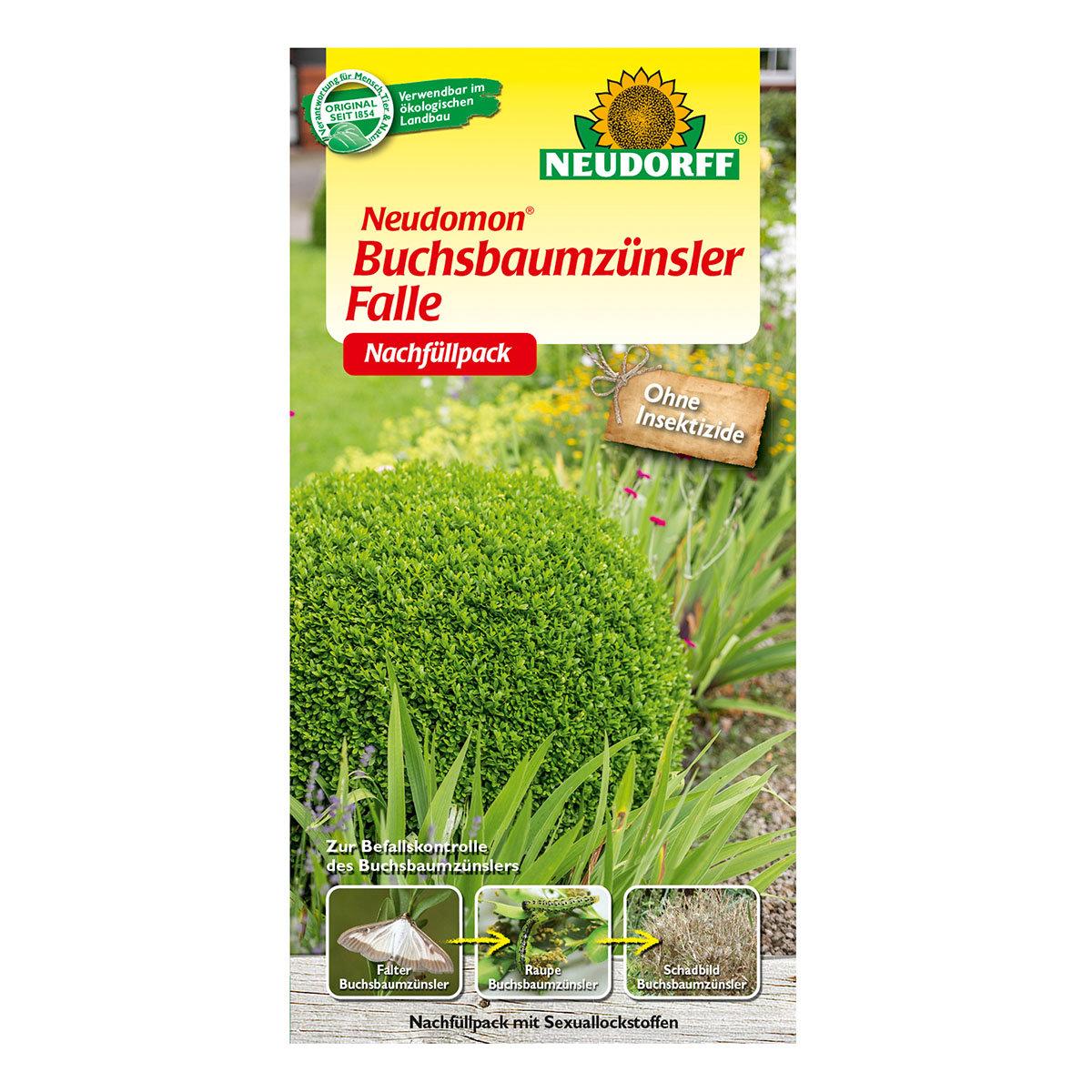 Neudorff Buchsbaumzünsler-Falle, Nachfüllpack