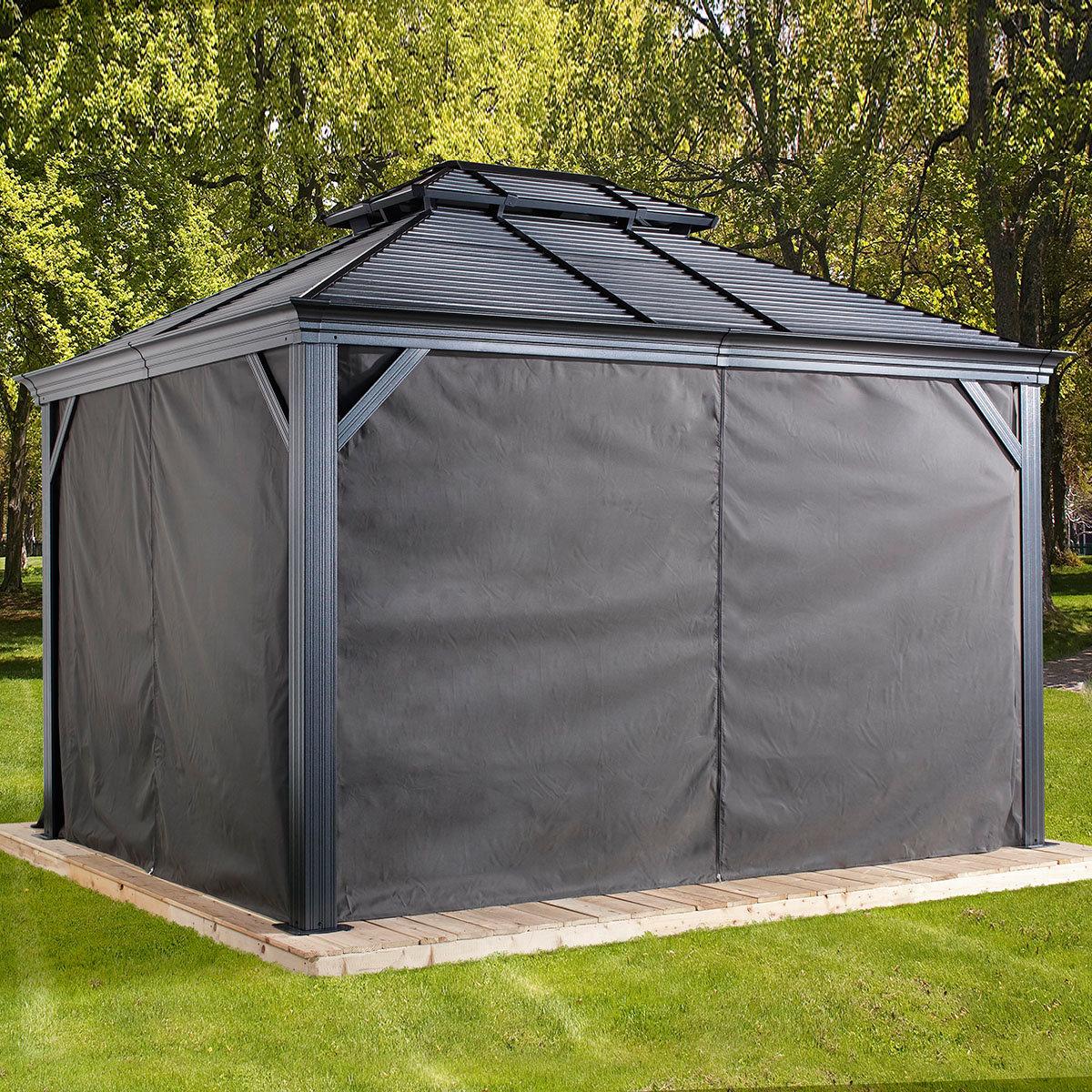 vorhang set pavillon mykonos online kaufen bei g rtner p tschke. Black Bedroom Furniture Sets. Home Design Ideas