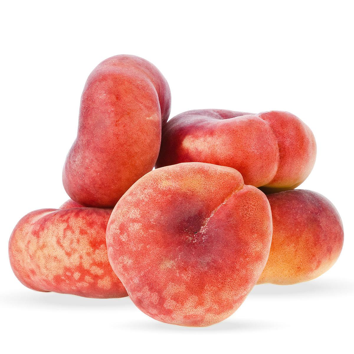 Teller Balkon-Pfirsich Fruit Me® Peach Me Donut