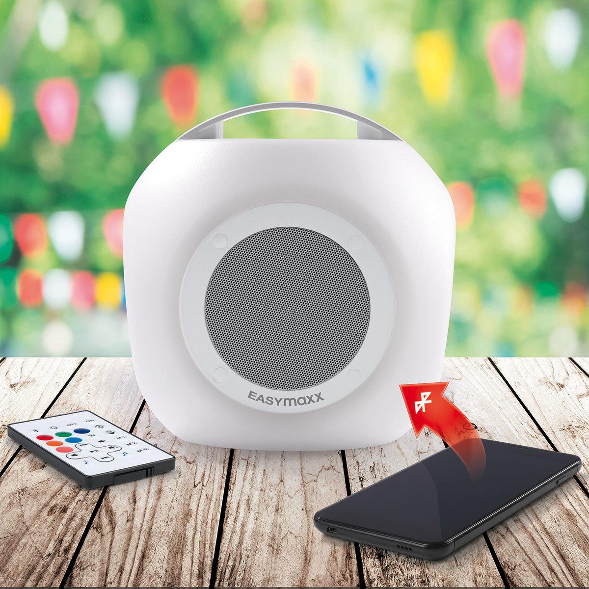 LED-Bluetooth-Lautsprecher