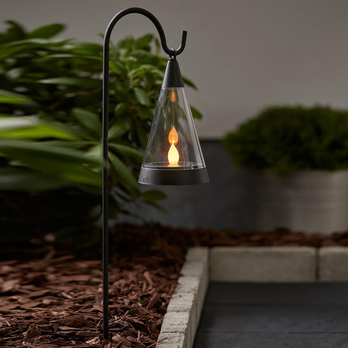 LED-Solarfackel Pisa