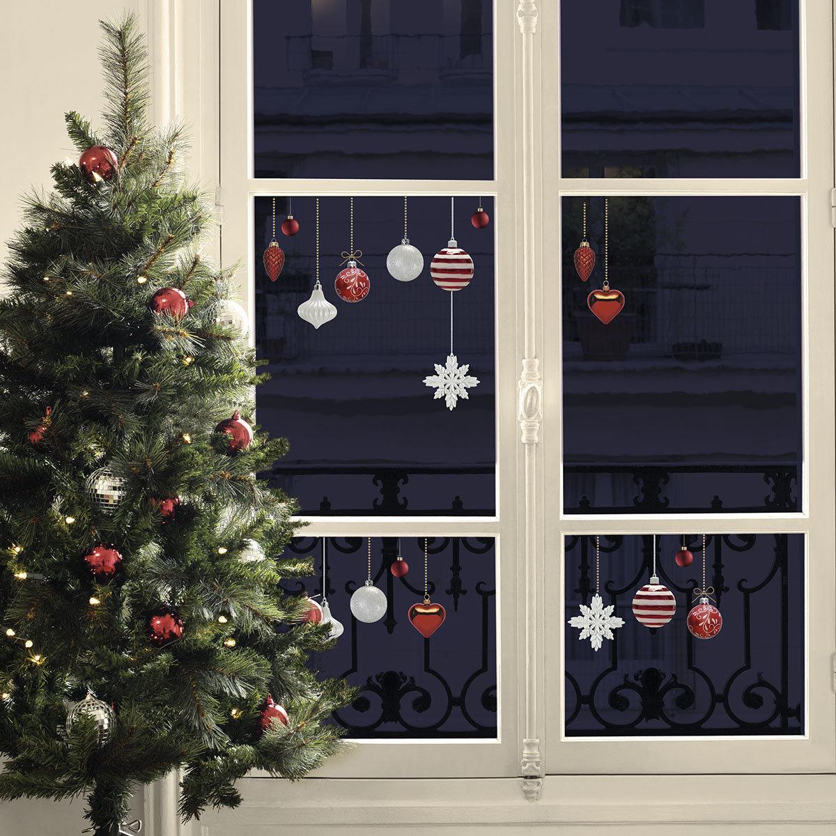 Fenster Sticker Christbaumschmuck Online Kaufen Bei Gartner Potschke