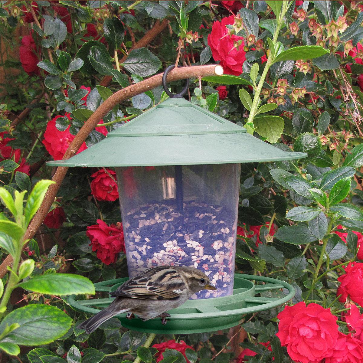 Vogelfutterhaus Recycle