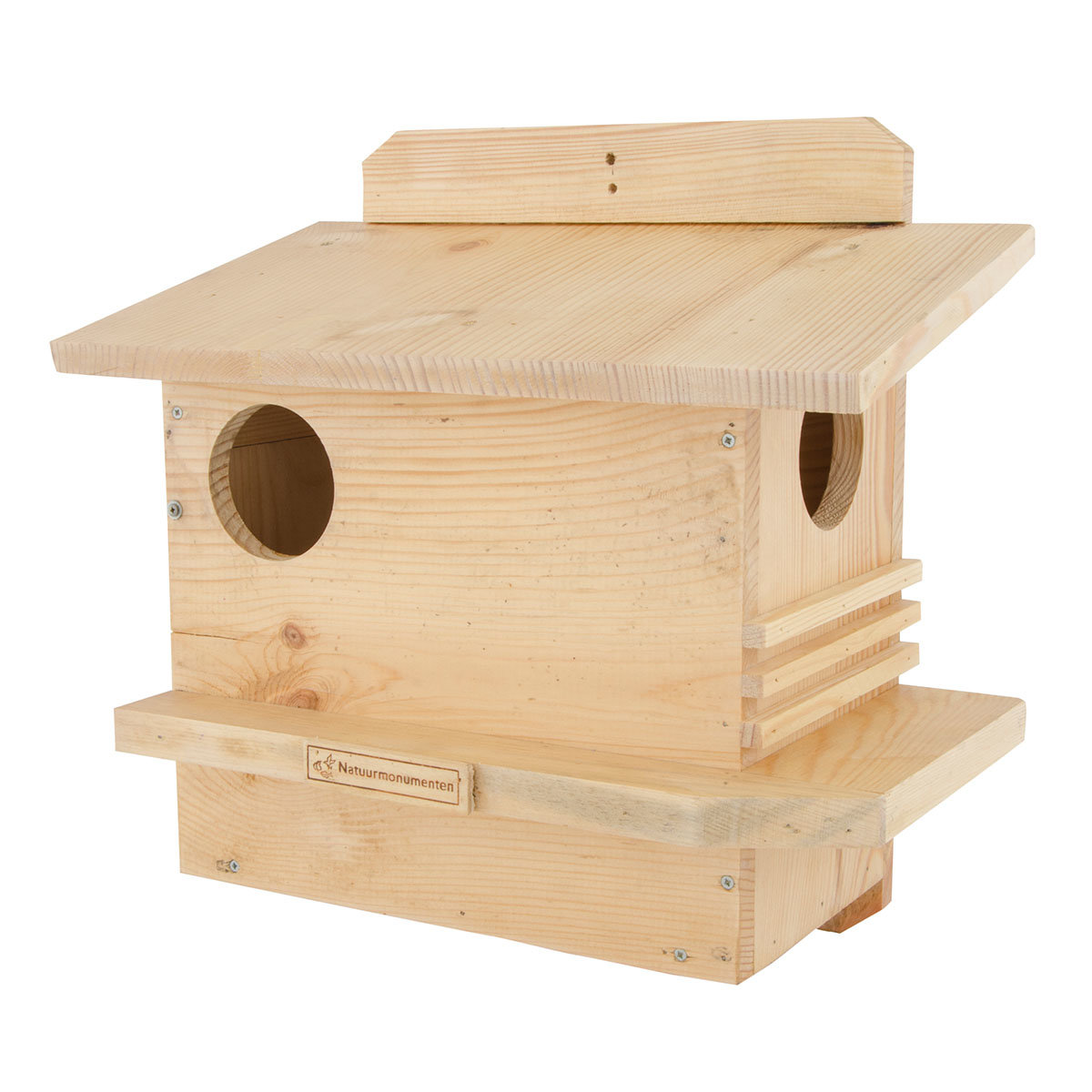Eichhörnchen-Kobel Home Sweet Home