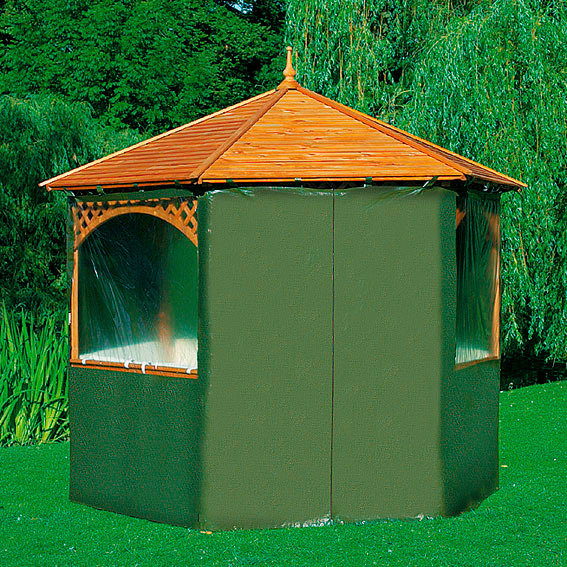 Wetterschutz für Pavillonserie Palma