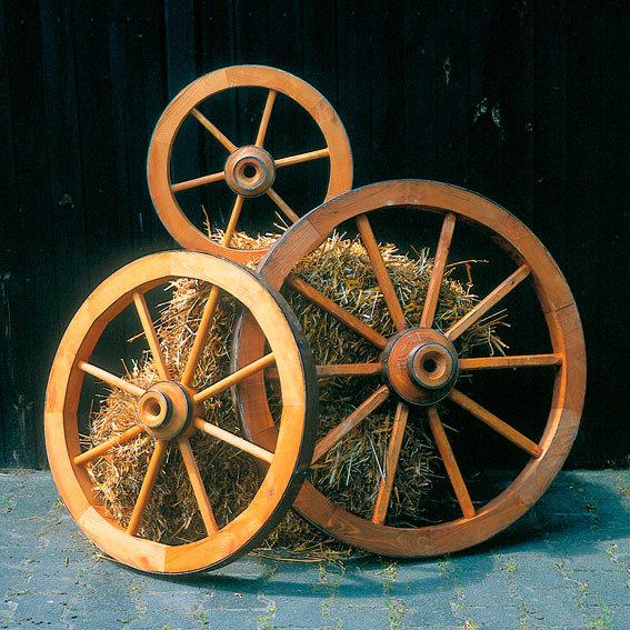 Wagenrad groß