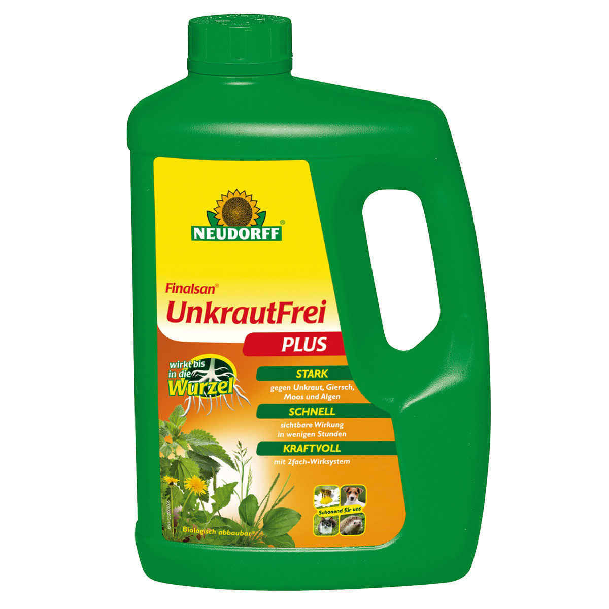 Finalsan® UnkrautFrei Plus, 2 Liter