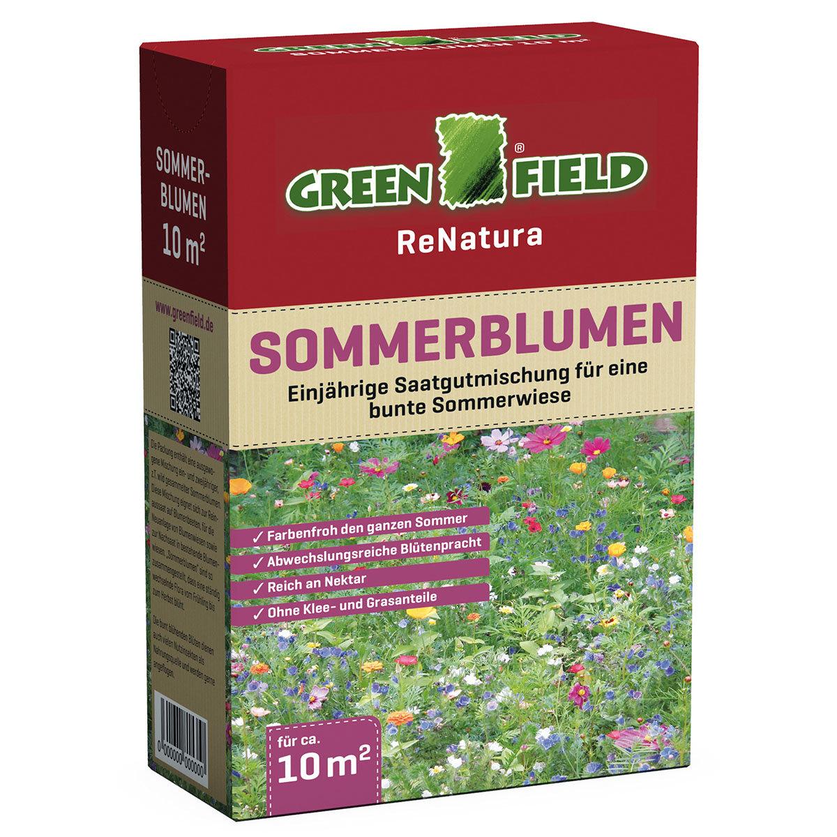 Greenfield Sommerblumensamen, 250 g