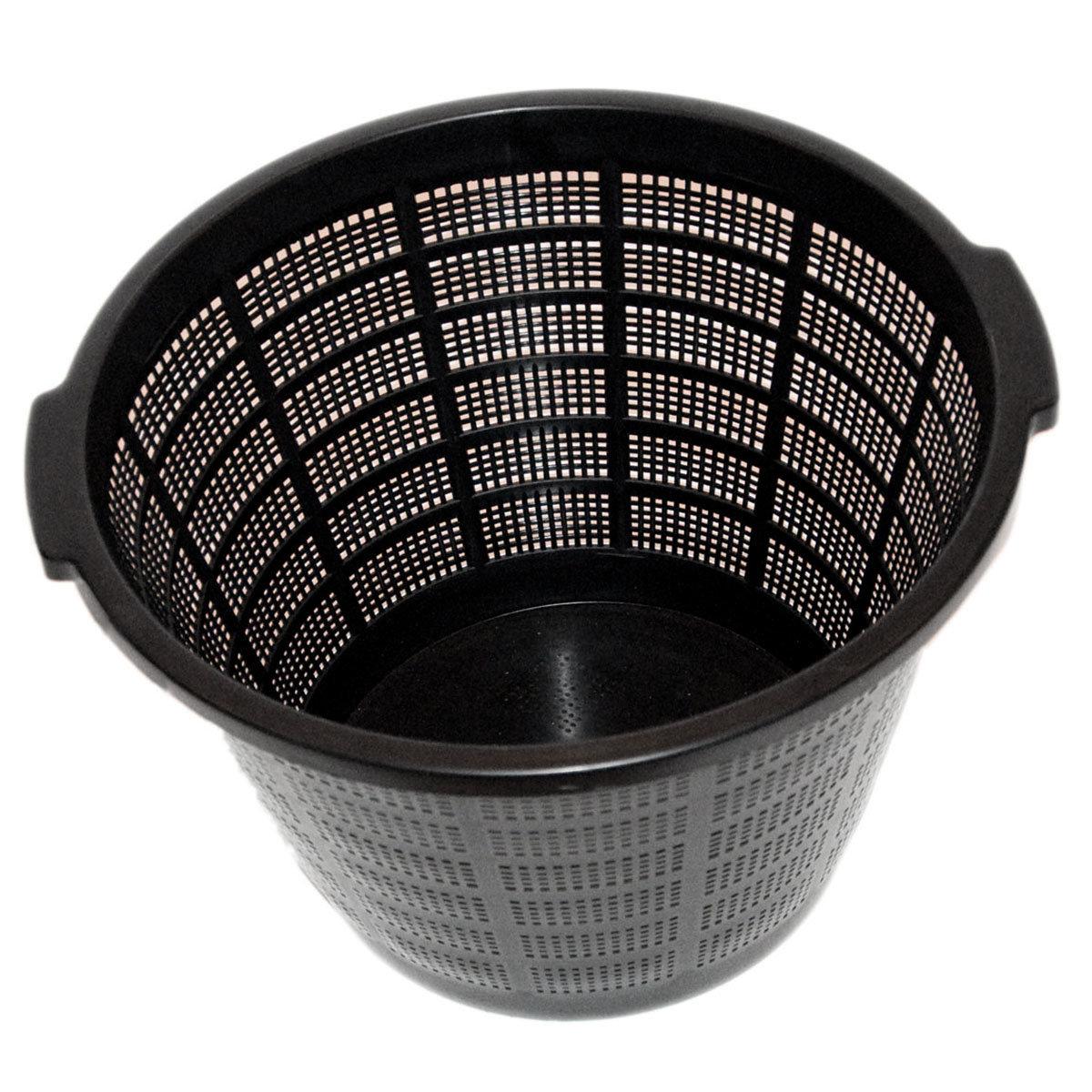 Seerosenkorb, 28x43x43cm, schwarz