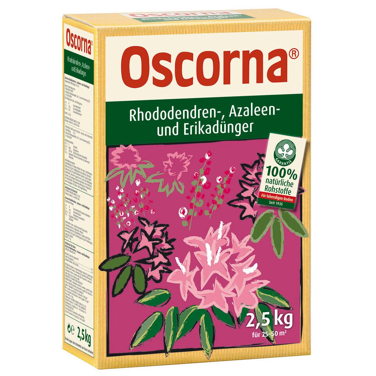 Rhododendren-, Azaleen- und Erikadünger, 2,5 kg