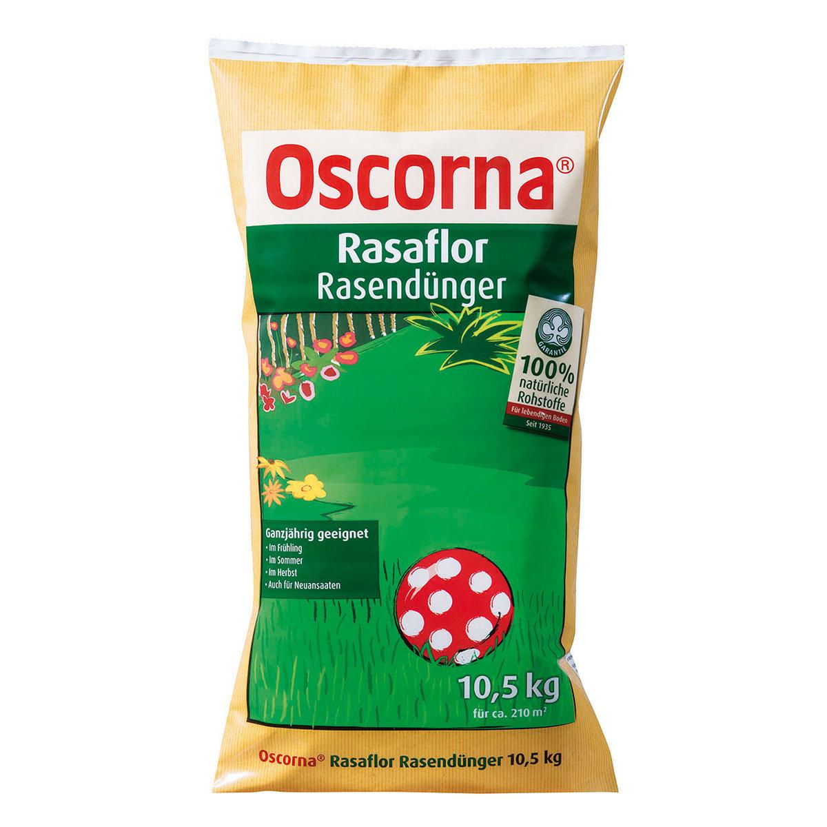 Rasaflor Rasendünger, 10,5 kg