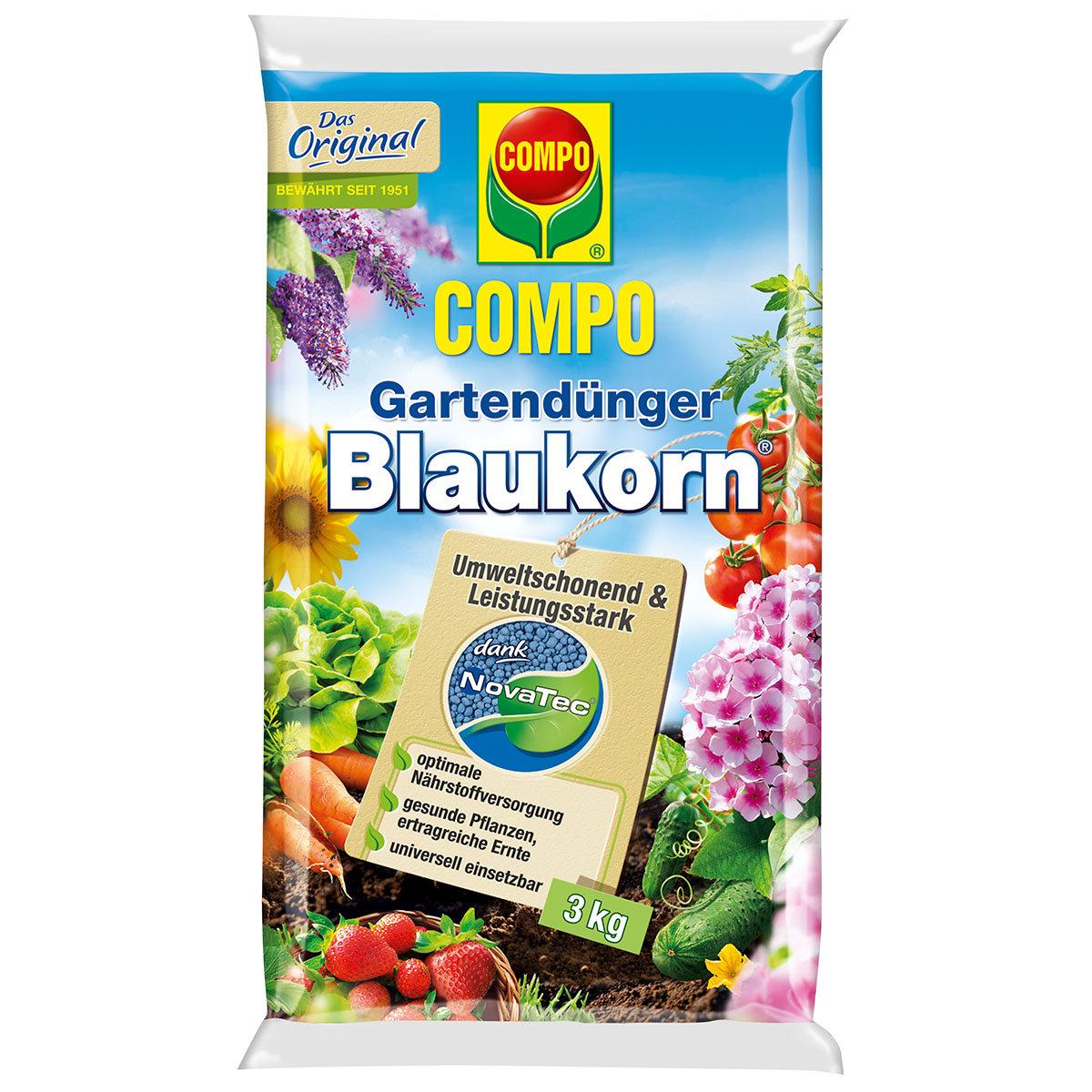 Gartendünger Nova Tec, 3 kg