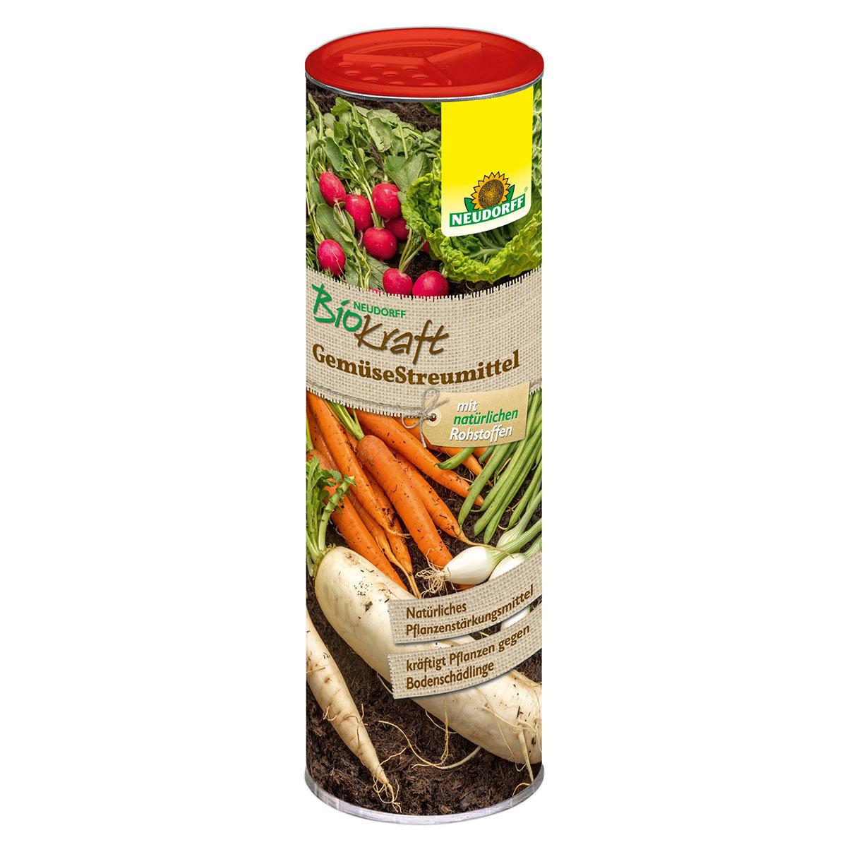 BioKraft GemüseStreumittel, 0,5 kg