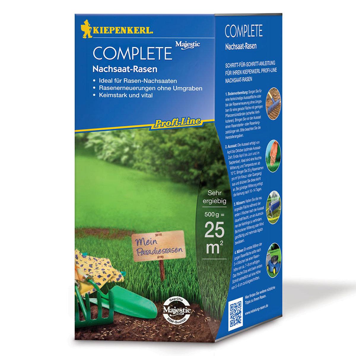 ProfiLine Complete Nachsaat Rasen, 0,5 kg