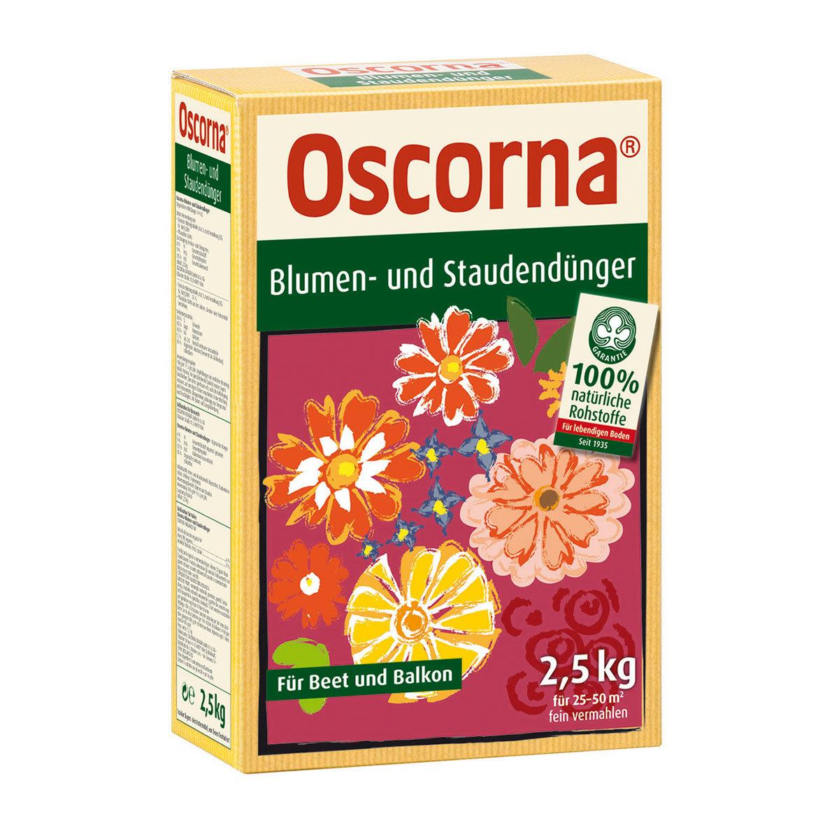 Blumen- und Staudendünger, 2,5 kg