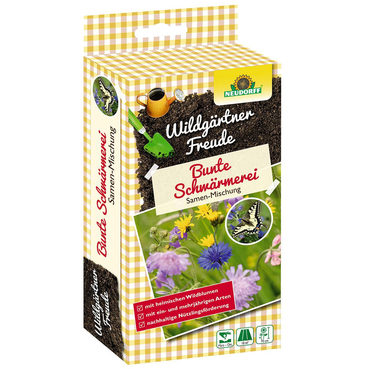Wildgärtner Freude Bunte Schwärmerei, 50 g