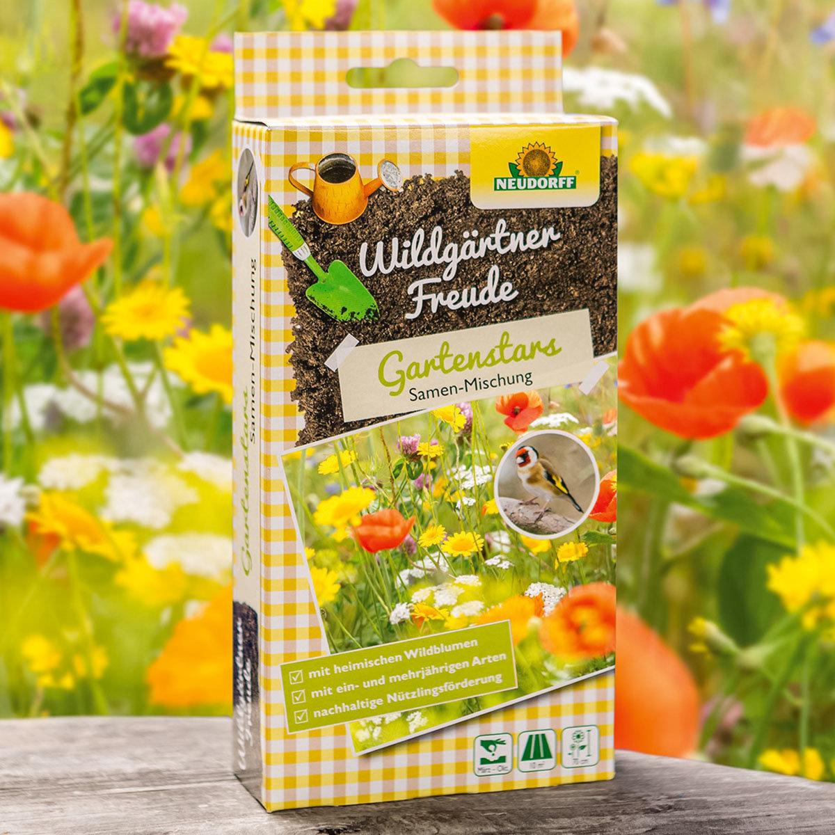 Wildgärtner Freude Gartenstars, 50 g