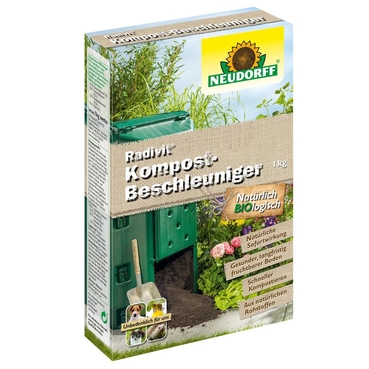 Radivit® Kompost-Beschleuniger, 1,75 kg