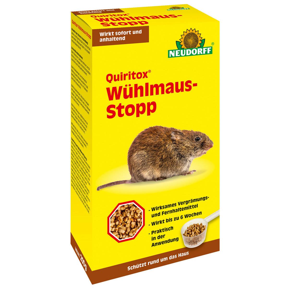Quiritox® Wühlmaus-Stopp, 200g