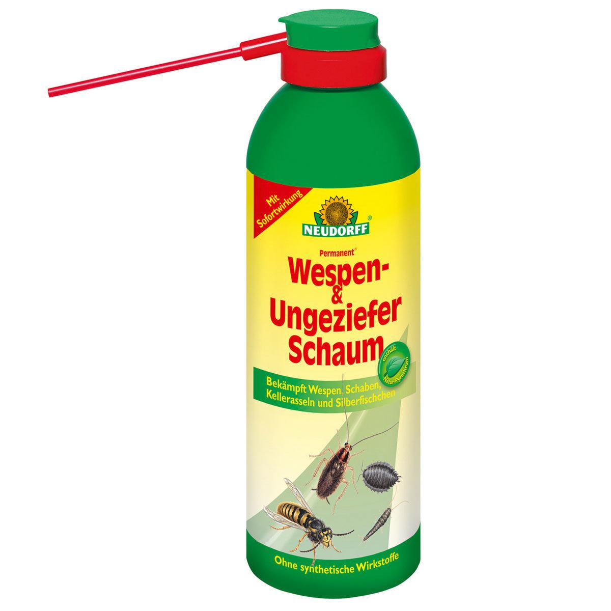 Permanent® Wespen & Ungeziefer Schaum