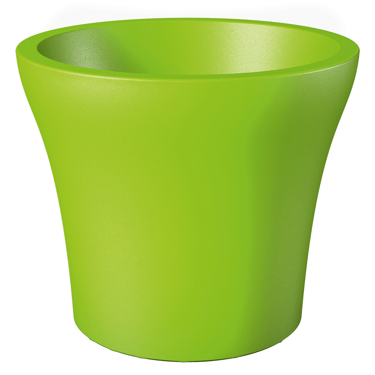 Pflanzkübel No.1 Style, 40 cm, Pure Lime