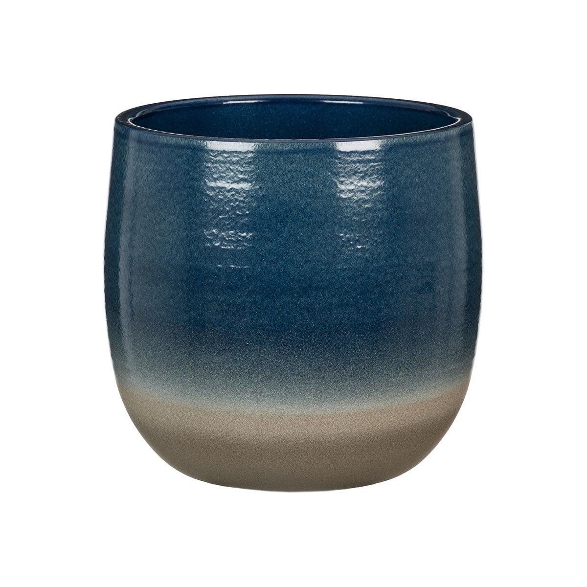 Übertopf Blue Allure, 28 cm