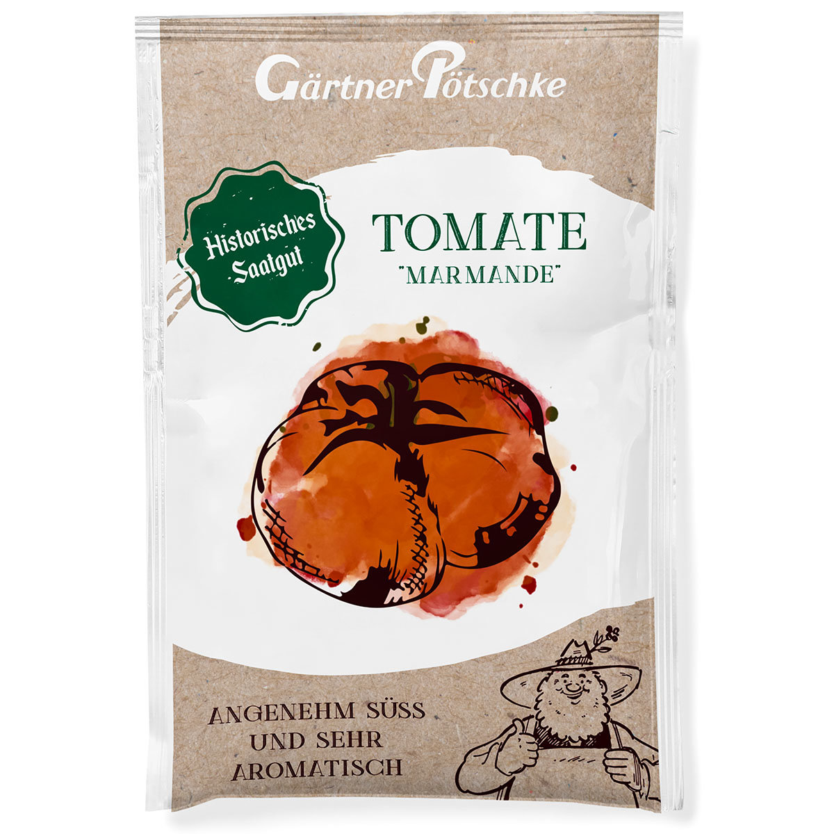 Tomatensamen Marmande
